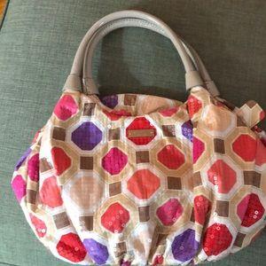 Final sale- super cute Kate spade ♠️ sequin bag